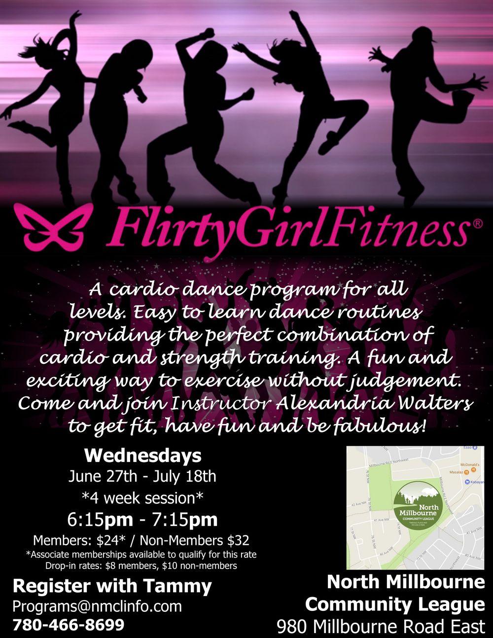 NMCL Flirty Girl Wednesdays June July_1
