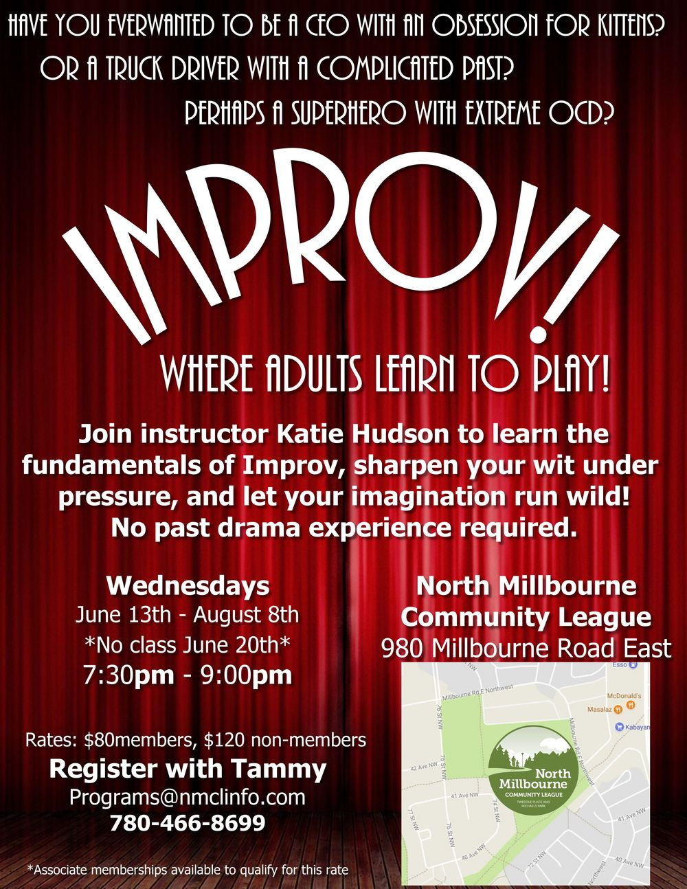NMCL Improv June August_1